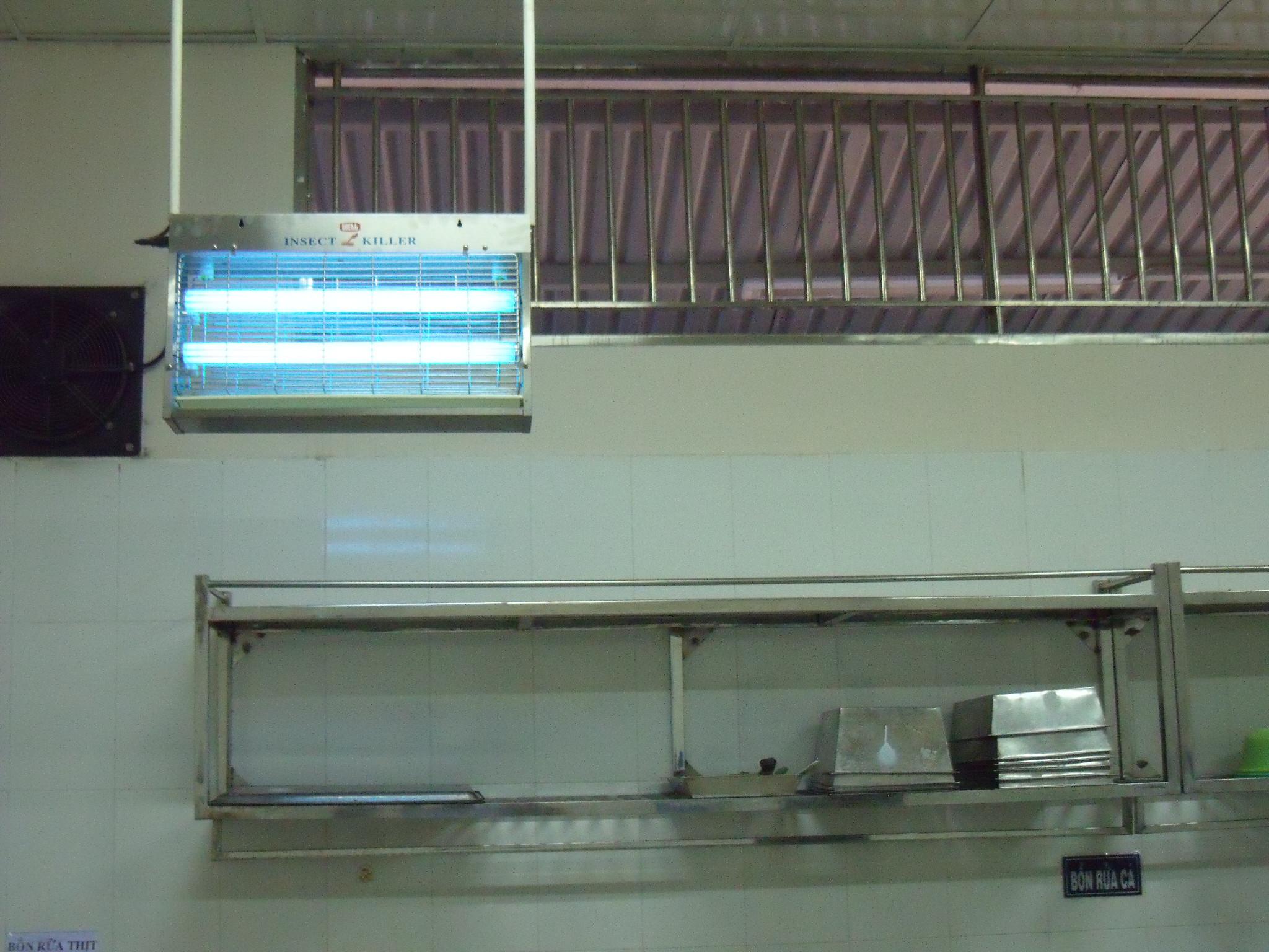 Đèn diệt côn trùng DS-D202I
