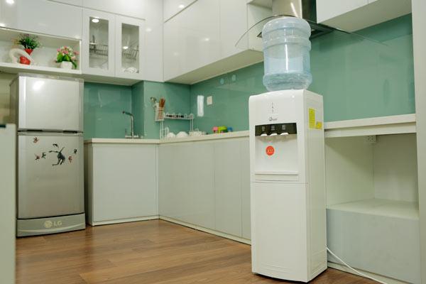 Cây nước nóng lạnh FujiE WD1800C