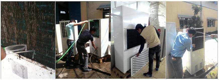 Máy hút ẩm công nghiệp FujiE HM-6120EB