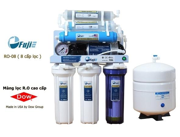 Máy lọc nước tinh khiết FujiE RO-08