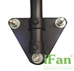 Quạt treo tường công nghiệp IFan NB-50 Plus