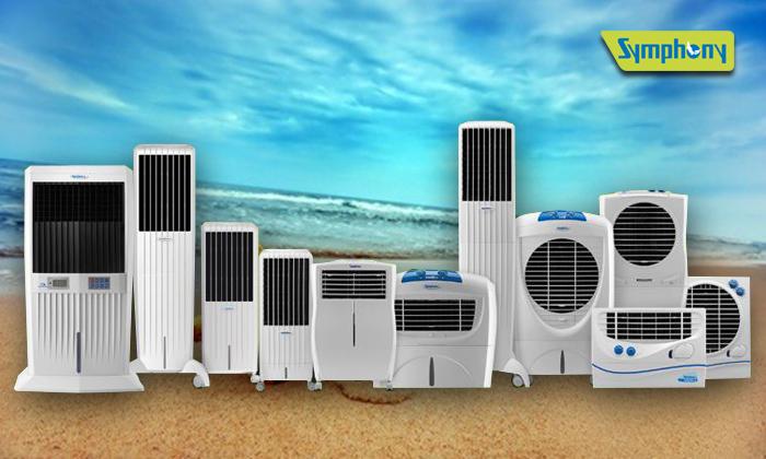Description: Máy làm mát giải nhiệt mùa hè