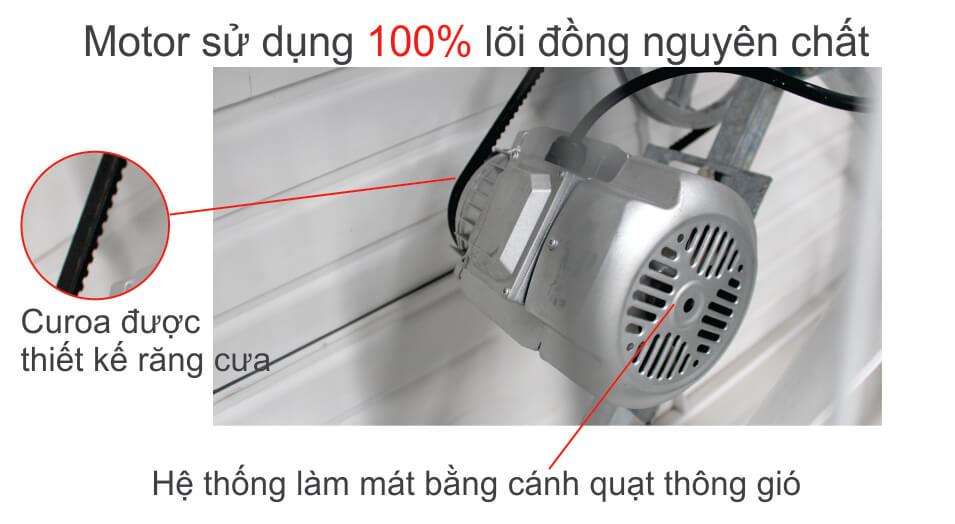 Quạt thông gió công nghiệp IFan-106C