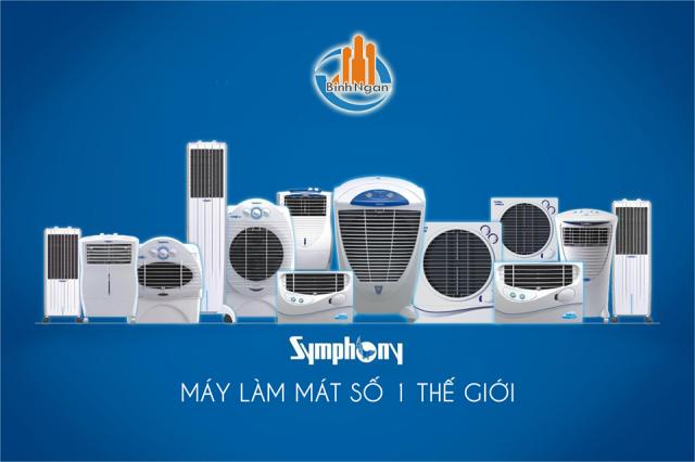Máy làm mát Symphony có tốt không ?