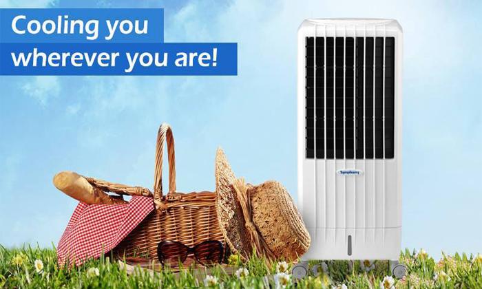 Nên sử dụng máy làm mát hay điều hòa trong mùa hè?