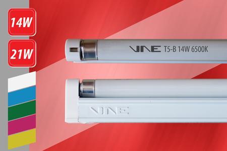 Bộ tuýp LED máng rời VBR22-T8