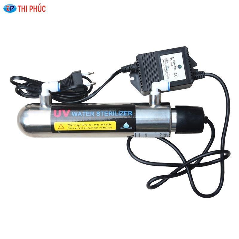 Đèn UV diệt khuẩn nước trong máy lọc RO