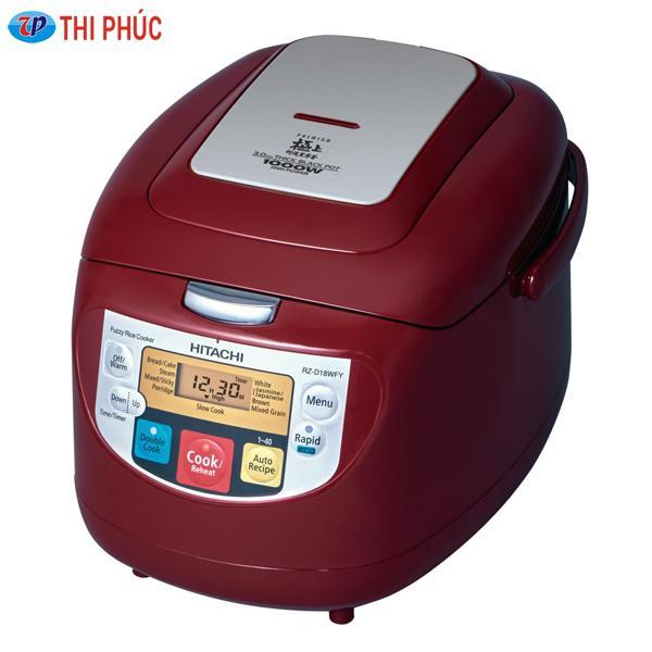 Nồi cơm điện tử 1 lít Hitachi RZ-D10WFY